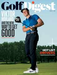 Golf Digest Magazine Subscription February 10th, 2021 Issue