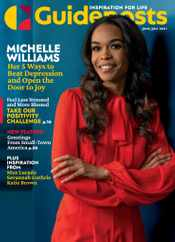 Guideposts Large Print Magazine Subscription June 1st, 2021 Issue