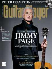 Guitar Player Magazine Subscription December 1st, 2020 Issue