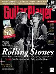 Guitar Player Magazine Subscription November 1st, 2020 Issue