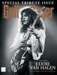 Guitar Player Magazine Subscription November 10th, 2020 Issue