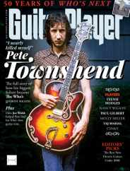 Guitar Player Magazine Subscription August 1st, 2021 Issue