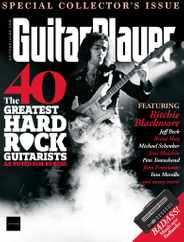 Guitar Player Magazine Subscription February 1st, 2021 Issue