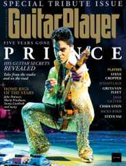 Guitar Player Magazine Subscription July 1st, 2021 Issue