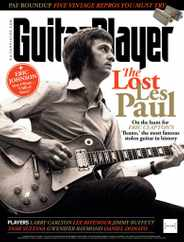 Guitar Player Magazine Subscription March 1st, 2021 Issue