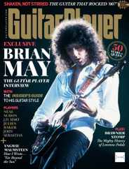 Guitar Player Magazine Subscription May 1st, 2021 Issue