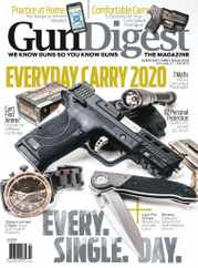 Gun Digest Magazine Subscription November 2nd, 2020 Issue
