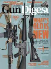 Gun Digest Magazine Subscription July 1st, 2021 Issue