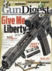Gun Digest Magazine Subscription June 1st, 2021 Issue