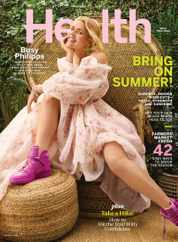 Health Magazine Subscription June 1st, 2021 Issue