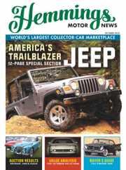 Hemmings Motor News Magazine Subscription October 1st, 2020 Issue