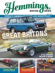 Hemmings Motor News Magazine Subscription February 15th, 2021 Issue