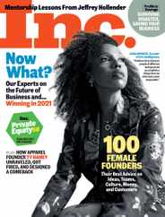 INC Magazine Subscription November 1st, 2020 Issue
