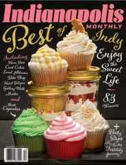 Indianapolis Monthly Magazine Subscription December 1st, 2020 Issue