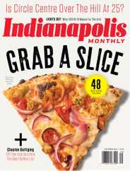 Indianapolis Monthly Magazine Subscription September 1st, 2020 Issue