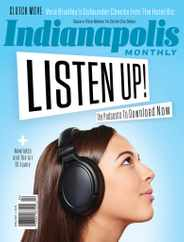 Indianapolis Monthly Magazine Subscription April 1st, 2021 Issue