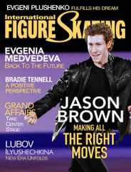 International Figure Skating Magazine Subscription December 1st, 2020 Issue