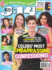 J-14 Magazine Subscription May 1st, 2021 Issue