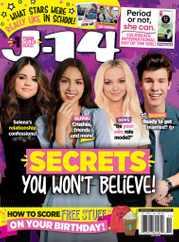 J-14 Magazine Subscription November 1st, 2021 Issue