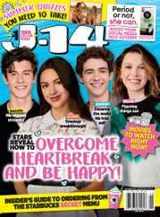 J-14 Magazine Subscription September 1st, 2021 Issue