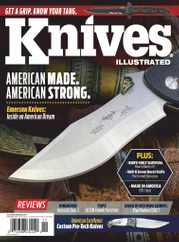Knives Illustrated Magazine Subscription November 1st, 2020 Issue