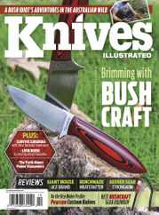Knives Illustrated Magazine Subscription September 1st, 2020 Issue