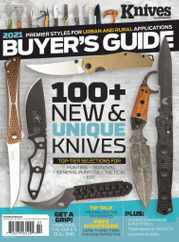 Knives Illustrated Magazine Subscription January 1st, 2021 Issue