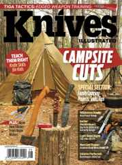 Knives Illustrated Magazine Subscription July 1st, 2021 Issue