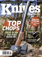 Knives Illustrated Magazine Subscription May 1st, 2021 Issue