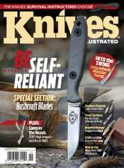 Knives Illustrated Magazine Subscription November 1st, 2021 Issue