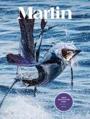 Marlin Magazine Subscription November 1st, 2020 Issue
