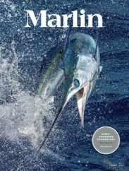 Marlin Magazine Subscription October 1st, 2020 Issue