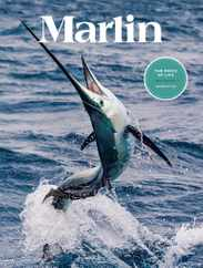Marlin Magazine Subscription March 1st, 2021 Issue