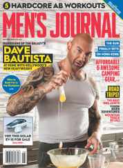 Men's Journal Magazine Subscription May 1st, 2021 Issue