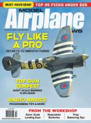 Model Airplane News Magazine Subscription October 1st, 2020 Issue