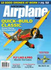 Model Airplane News Magazine Subscription May 1st, 2021 Issue
