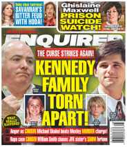 National Enquirer Magazine Subscription November 30th, 2020 Issue