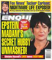 National Enquirer Magazine Subscription September 28th, 2020 Issue