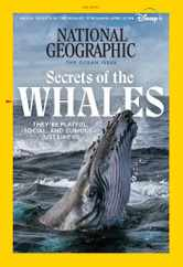 National Geographic Magazine Subscription May 1st, 2021 Issue