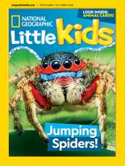 National Geographic Little Kids Magazine Subscription September 1st, 2020 Issue