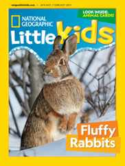National Geographic Little Kids Magazine Subscription January 1st, 2021 Issue