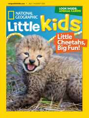 National Geographic Little Kids Magazine Subscription July 1st, 2021 Issue