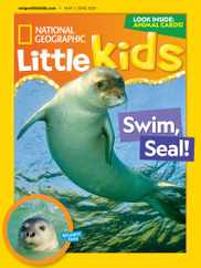 National Geographic Little Kids Magazine Subscription May 1st, 2021 Issue