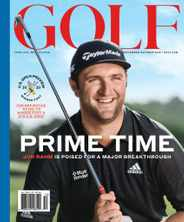 Golf Magazine Subscription September 1st, 2020 Issue