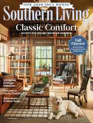 Southern Living Magazine Subscription October 1st, 2020 Issue