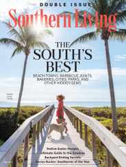 Southern Living Magazine Subscription April 1st, 2021 Issue