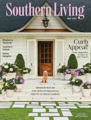 Southern Living Magazine Subscription May 1st, 2021 Issue