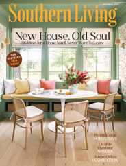 Southern Living Magazine Subscription October 1st, 2021 Issue