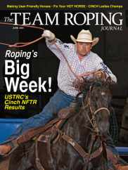 Spin To Win Rodeo Magazine Subscription June 1st, 2021 Issue