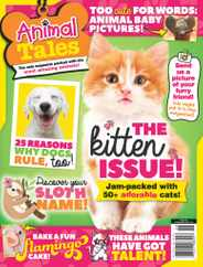 Animal Tales Magazine Subscription June 1st, 2021 Issue